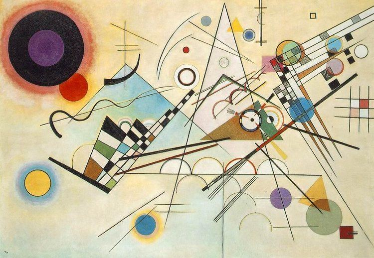 Wassily Kandinsky Wassily Kandinskypaintingsbiographyquotes of Wassily