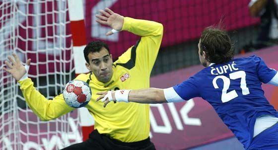 Wassim Helal France D2 Wassim Helal signe Dijon Handballtn