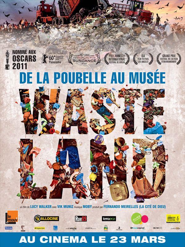 Waste Land (film) Waste Land film 2010 AlloCin