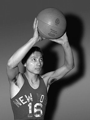 Wataru Misaka Pro Basketballs First AsianAmerican Player Looks At Lin And