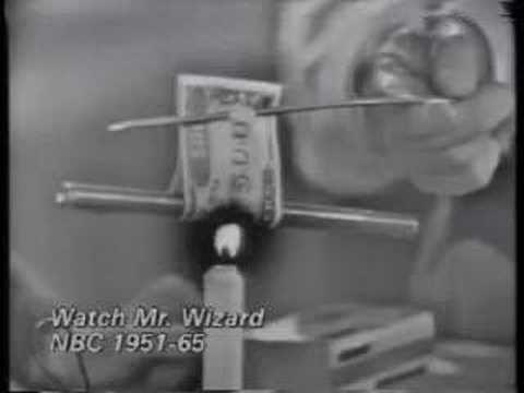 Watch Mr. Wizard Mr Wizard YouTube