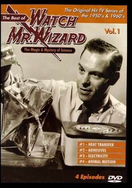 Watch Mr. Wizard Watch Mr Wizard Vol 1 Seton Educational Media
