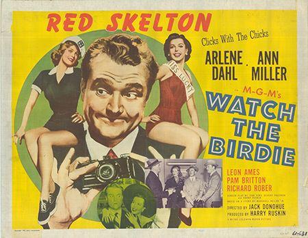 Watch the Birdie (1950 film) - Alchetron, the free social encyclopedia