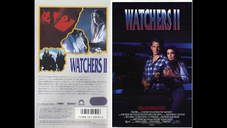 Watchers II 1990 Movie Review A Childhood Favorite YouTube
