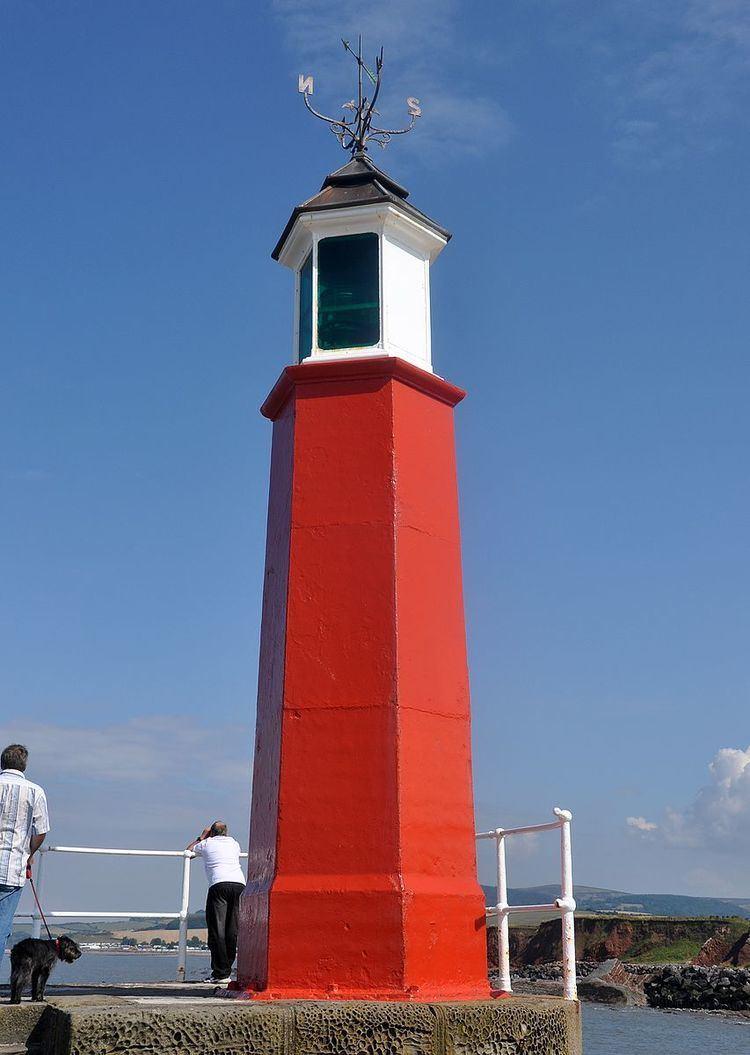 Watchet Harbour Lighthouse