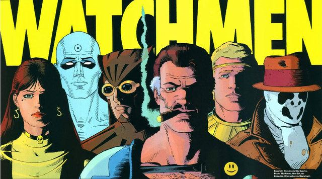 Watchmen Behind the Mask Deconstructing the Watchmen The Graphic Novel