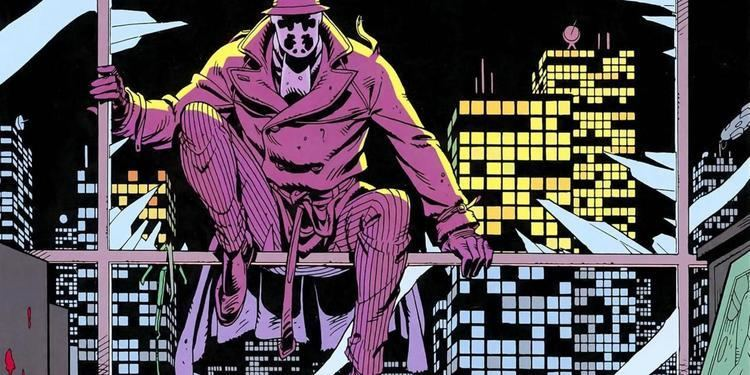 Watchmen BBC Culture Watchmen The moment comic books grew up