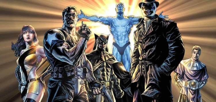 Watchmen Watchmen DC