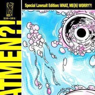 Watchmensch Watchmensch Volume Comic Vine