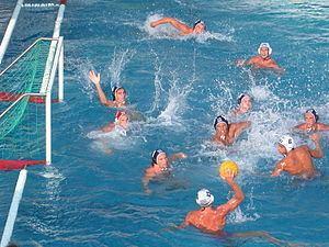 Water polo httpsuploadwikimediaorgwikipediacommonsthu
