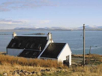 Waternish Seascape ref SOOY in Waternish Isle of Skye Isle of Skye