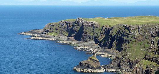 Waternish The Skye Guide Northwest Skye Waternish Point
