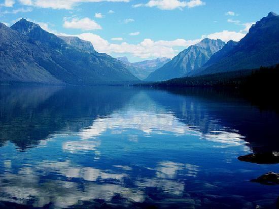 Waterton-Glacier International Peace Park WatertonGlacier International Peace Park Glacier National Park MT