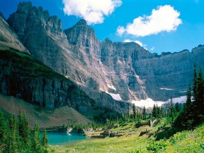 Waterton-Glacier International Peace Park WatertonGlacier International Peace Park Sights