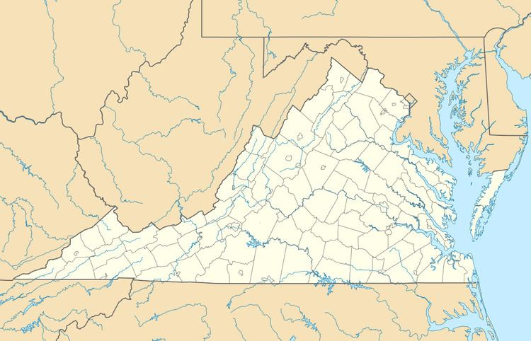 Waverly, Albemarle County, Virginia