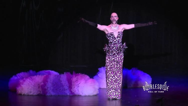 Waxie Moon 23rd Annual Miss Exotic World Competition YouTube