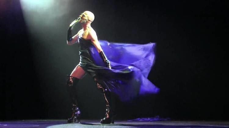 The Swedish Housewife Presents Waxie Moon in Thee Cornucopia Cabaret