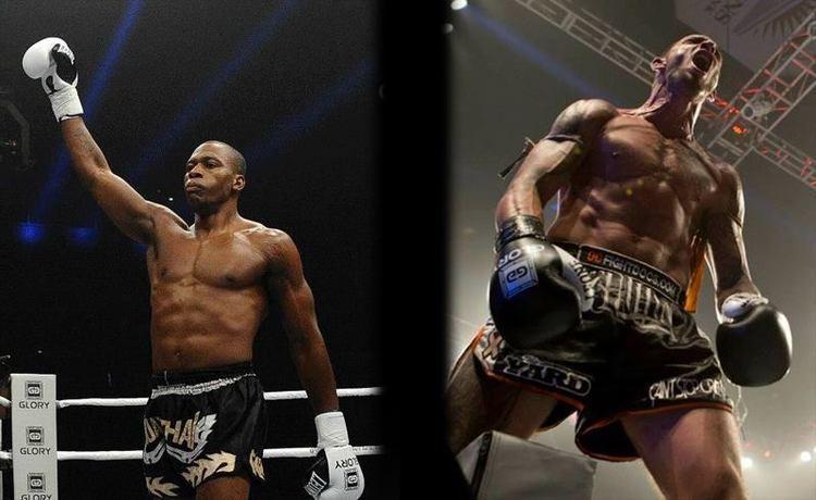 Wayne Barrett (kickboxer) Wayne Barrett Bonus Round Kickboxing