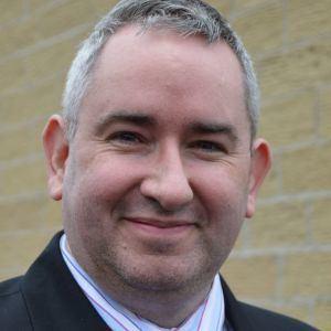 Wayne Blackburn Wayne Blackburn Labour candidate for Pendle