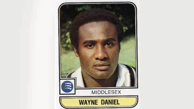 Wayne Daniel (Cricketer) family