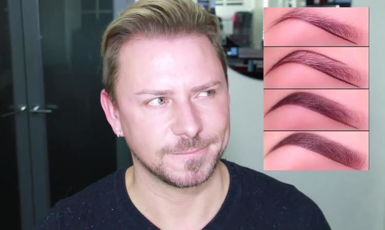 Wayne Goss Mind over Brow Super Special Eyebrows Are Actually Super