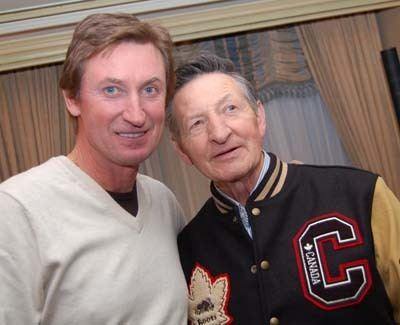 Walter Gretzky On Family Hockey and Healing by Walter Gretzky A