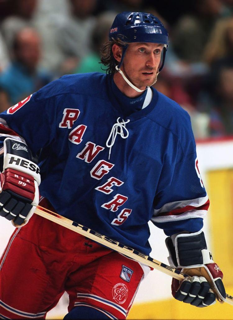 Wayne Gretzky Wayne Gretzky Wikipedia the free encyclopedia