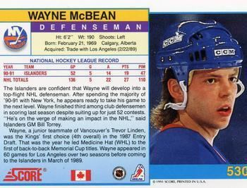 Wayne McBean The Trading Card Database Wayne McBean Gallery