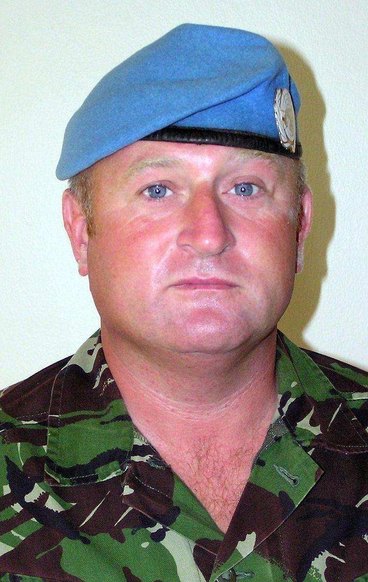 Wayne Mills (British Army soldier)