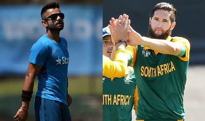 Wayne Parnells beard vs Virat Kohlis hairstlye Your pick in India