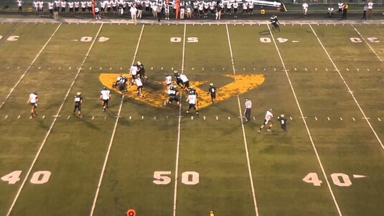 Wayne State Warriors football WSU Football Highlights Wayne State vs Michigan Tech Sept 04