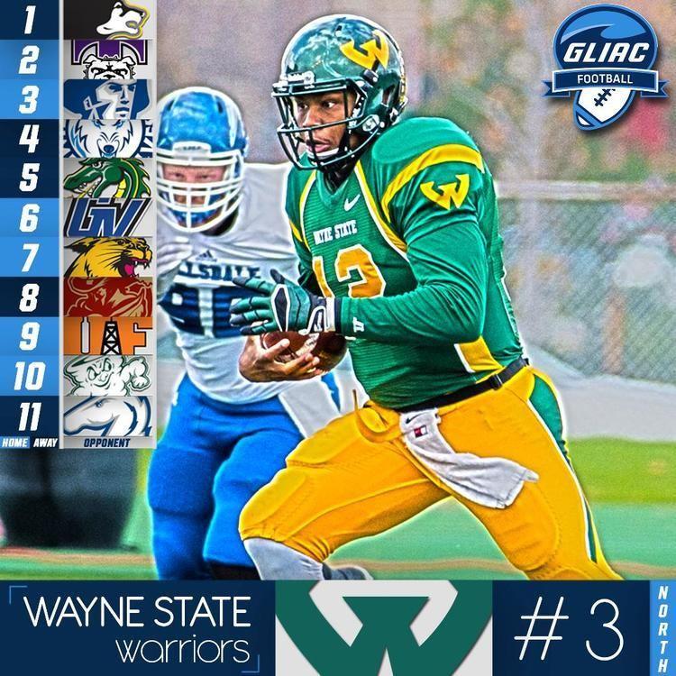 Wayne State Warriors football GLIAC