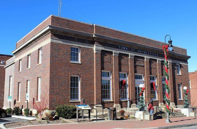 Waynesville Municipal Building