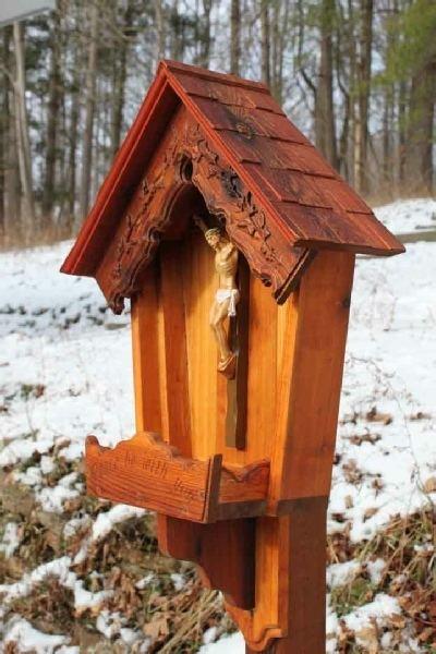 Wayside shrine Wayside Shrines Options Specials