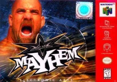 Wcw Mayhem Video Game Alchetron The Free Social Encyclopedia