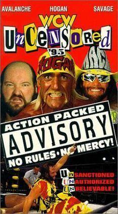 WCW Uncensored httpsuploadwikimediaorgwikipediaen228Unc