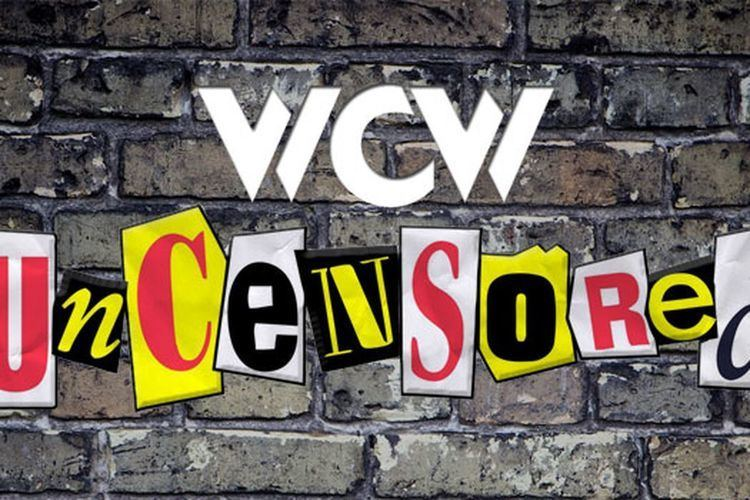 WCW Uncensored Lets Say Nice Things About WCW Uncensored Cageside Seats