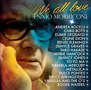 We All Love Ennio Morricone httpsimagesnasslimagesamazoncomimagesI8