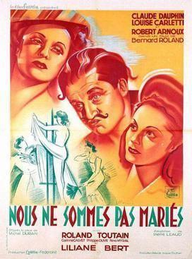 We Are Not Married (1946 film) We Are Not Married 1946 film Wikipedia