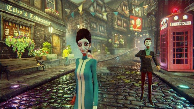 We Happy Few (video game) We Happy Few Reveal Trailer From The Makers of Contrast