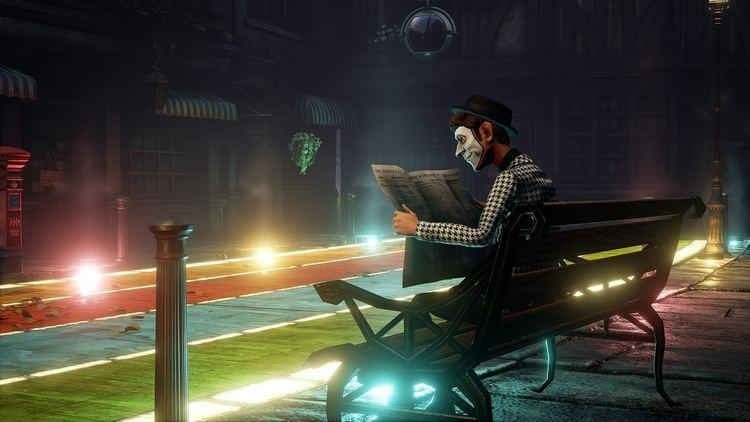 We Happy Few (video game) We Happy Few is about drugs and Nazis and whatever you want it to be