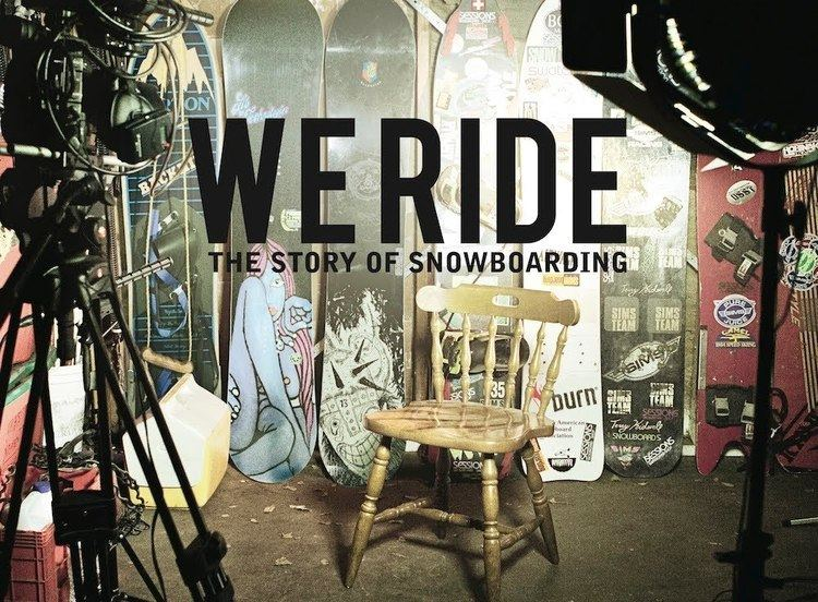 We Ride: The Story of Snowboarding We Ride The Story Of Snowboarding Trailer YouTube