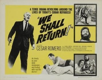 We Shall Return movie poster