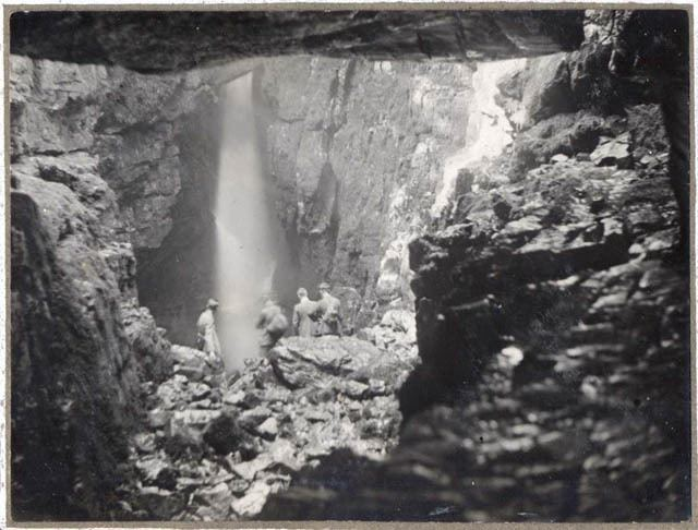 Weathercote Cave Weathercote Cave Haywood archive Yorkshire Dales caving