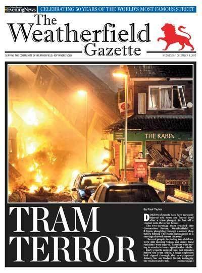 Weatherfield Coronation Street 50 Years The Weatherfield Gazette Quiz