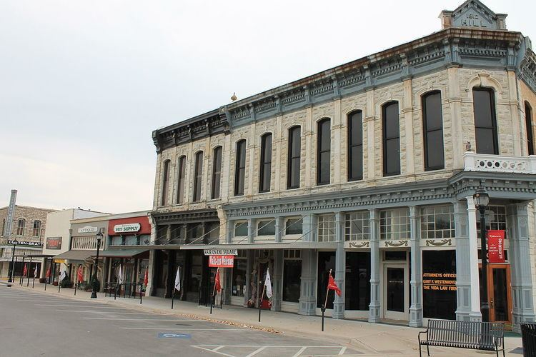 Weatherford Downtown Historic District