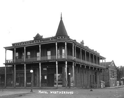 Weatherford Hotel wwwlegendsofamericacomphotosarizonaHotelWeath