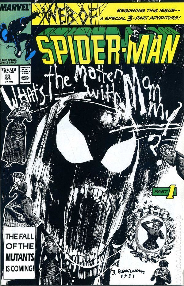 Web of Spider-Man Web of SpiderMan 1985 1st Series comic books