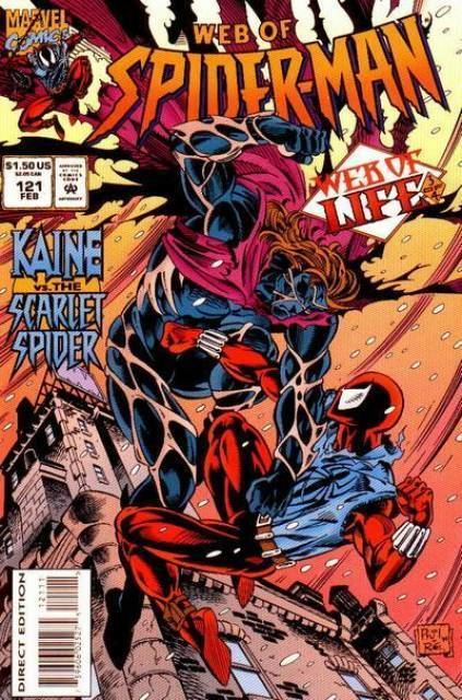 Web of Spider-Man Web of SpiderMan Volume Comic Vine