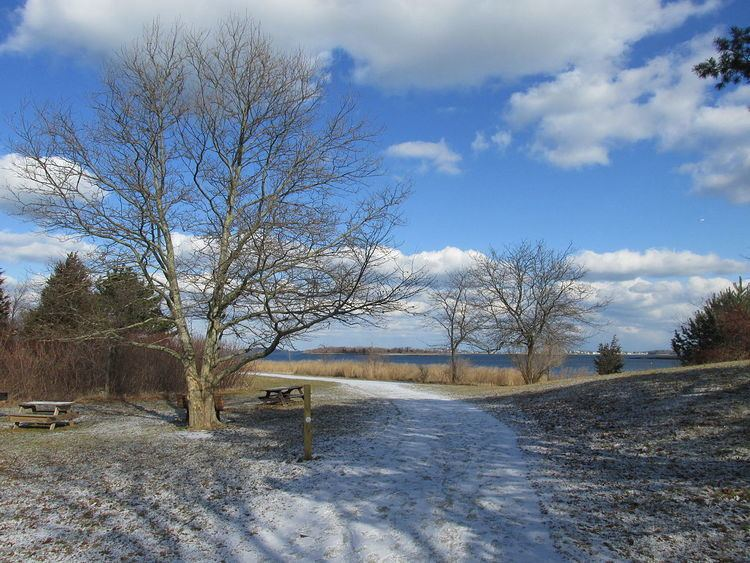 Webb Memorial State Park
